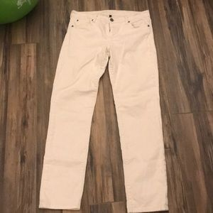 White Kut from the Cloth White Jeans 10x31